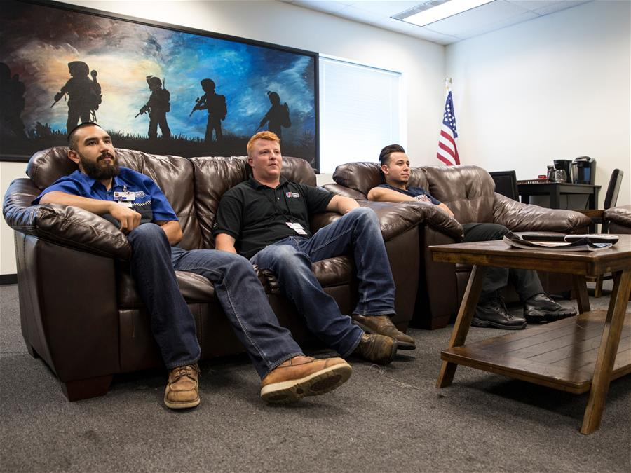 Veterans Lounge Support Services